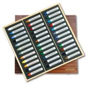 Sennelier Grand Oil Pastel 36 Wood Box Set