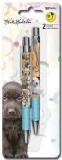 InkWorks Keith Kimberlin Puppies Mechanical Pencils