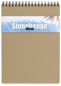 Stonehenge Wired Pad Cream 9X12 32 Sheets