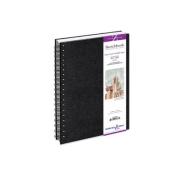 Zeta Wirebound Sketchbook 9X12