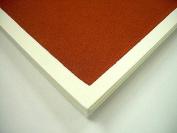 Richesons Unison Premium Pastel Surface- Terra Cotta 140lb Paper 13cm x 18cm Sheet