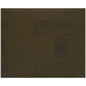 Norton Sandwet Job Pack Abrasive Sheet, Paper Backing, Silicon Carbide, Waterproof, Grit 400