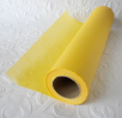Borden & Riley Sun-Glo Thumbnail Sketch Paper Rolls 60cm . x 20 yd. roll canary 8 lb.