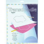 8.5X11 -TRANSDOODLE 6/PK SET
