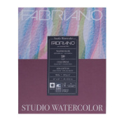 Fabriano Studio Watercolour Pad 9X12 CP 200G