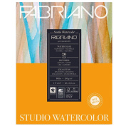 Fabriano Studio Watercolour Pad 11X14 HP 200G