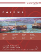 Hahnemuhle Cornwall 450gsm Block - 17 x 24cm Rough