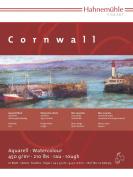 Hahnemuhle Cornwall 450gsm Block - 17 x 24cm Matt