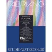Studio Watercolour Paper 12 Sheet Pad Size