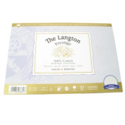 "Daler Rowney Langton Prestige Block Rough 177 x 254mm (7""x10"") 300gsm 12 sheets"