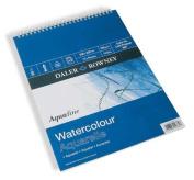 """Daler Rowney Aquafine Gummed Pad 300g, 305x228mm (12 x 9""""), 12 Sheets"""