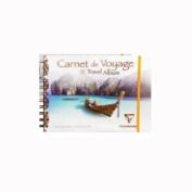 Clairefontaine Sketch Travel Album 6X8.25