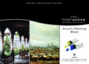 Atelier Interactive Acrylic 1/4 imperial (280 x 380 mm), 5 sheets