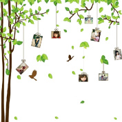 2013Newestseller Forest Trees Design Removable Bed Room Art Mural Vinyl Wall Sticker Decal.