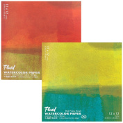 Fluid Easy Block Fluid Watercolour Blocks 30cm . x 30cm . block