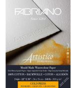 Fab Artistico X-White Wc 3 Sht 140Lb Cp 22X30