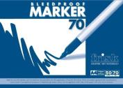 Frisk Bleedproof Marker 70gm A3 50s