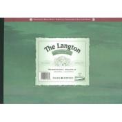 Daler Rowney Langton Watercolour Pad A3