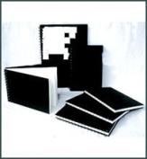Blue Bell Spiral Bound Cartridge Book 200gsm 30 sheets Long Edge A3