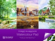 Terry Harrison Bockingford 300gsm Pad 1/4 Imperial - 15 Sheets