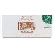Sennelier Watercolour Paper Block 9.5X4.25 Cp