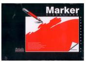 Frisk Bleedproof Marker 70gm A2 50s