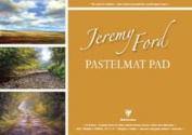 Jeremy Ford Pastelmat 25x35cm Pad - 10 Sheets