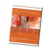 Hahnemuhle 300gsm Matt Watercolour block, 10 sheets, 36x48cm