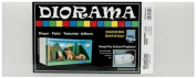 Styrofoam Diorama 15cm x 38cm -White