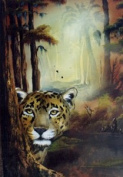 How-to Painting Packet Tropical Jaguar