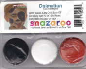 DALMATION THEME PACK Snazaroo Face Paint Theme Set