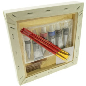 Oil Art Set, Daler Rowney Simply Oil Mini Art Set