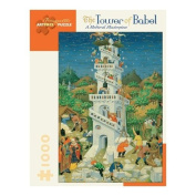 Pomegranate ArtPiece Jigsaw Puzzles 50cm . x 70cm . Tower of Babel
