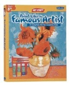 Paint Like A Famous Artist Kit WFPCCK20