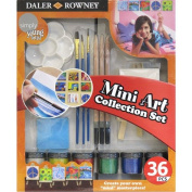 Simply Young Artist Mini Art Collection Set