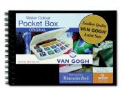Van Gogh Watercolour Giftbox Set Half Pans