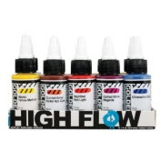 Golden High Flow Acrylic Assortd 10 Colour Set