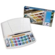 Van Gogh 18 Half Pan Watercolour Paint Box
