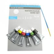 Watercolour Art Set, Daler Rowney Simply Watercolour Mini Set