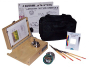Guerrilla Painter 13cm by 18cm Pocket Box Oil and Acrylic Plein Air Kit