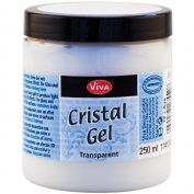 Viva Decor 240ml Crystal Gel, Transparent