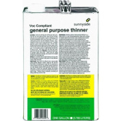 SUNNYSIDE CORPORATION 47632 0.9l General Purpose Paint Thinner
