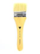 Martin/F. Weber Prima Artist Hake & Wash Brushes white bristle wash 6 short handle