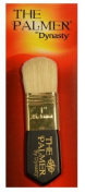 The Palmer by Dynasty - 2.5cm White Bristle Filbert Palmer Brush