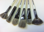 Terry Harrison's Special Effects Brushes - Badger Blends