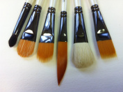 Terry Harrison's Special Effects Brushes - Synthetic Blends