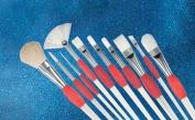 Synthetic Round Brush Size: 8