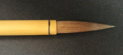 Yasutomo Bamboo Calligraphy Brushes No. 6