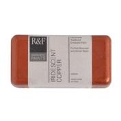 R & F Encaustic 40ml Paint, Iridescent Copper