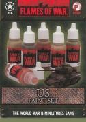 Flames of War U.S. Paint Set